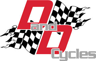 D & D Cycles Dealer Logo